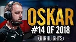 oskar - HLTV.org's #14 Of 2018 (CS:GO)