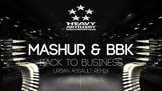 free download mashur bbk back to business urban assault remix heavy artillery recordings