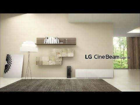 LG CineBeam Laser 4K] Most Transformative 4-in-1 4K Laser