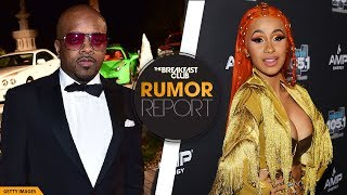 Jermaine Dupri Calls Today's Female Rappers 'Strippers Rapping', Cardi B Claps Back