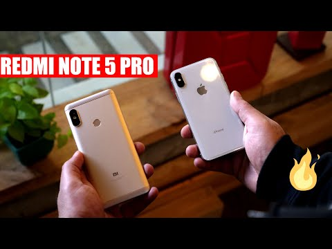 Xiaomi Redmi Note 5 Pro Review : Pros Cons : The Real Note 5