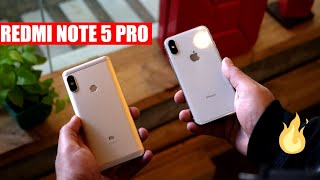 Xiaomi Redmi Note 5 Pro Review : Pros Cons : The Real Note 5 thumbnail