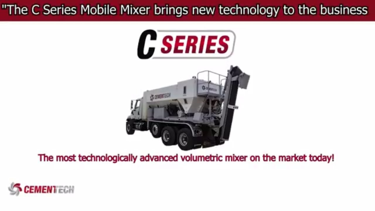 New & Used Volumetric Concrete Mixers Inventory For Sale