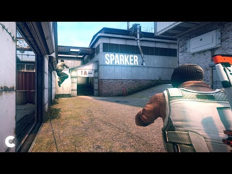 CS:GO Fragmovie #4 - SparkeR