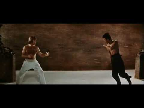 Bruce Lee Fight Scenes - Part 3 - WAY OF THE DRAGON