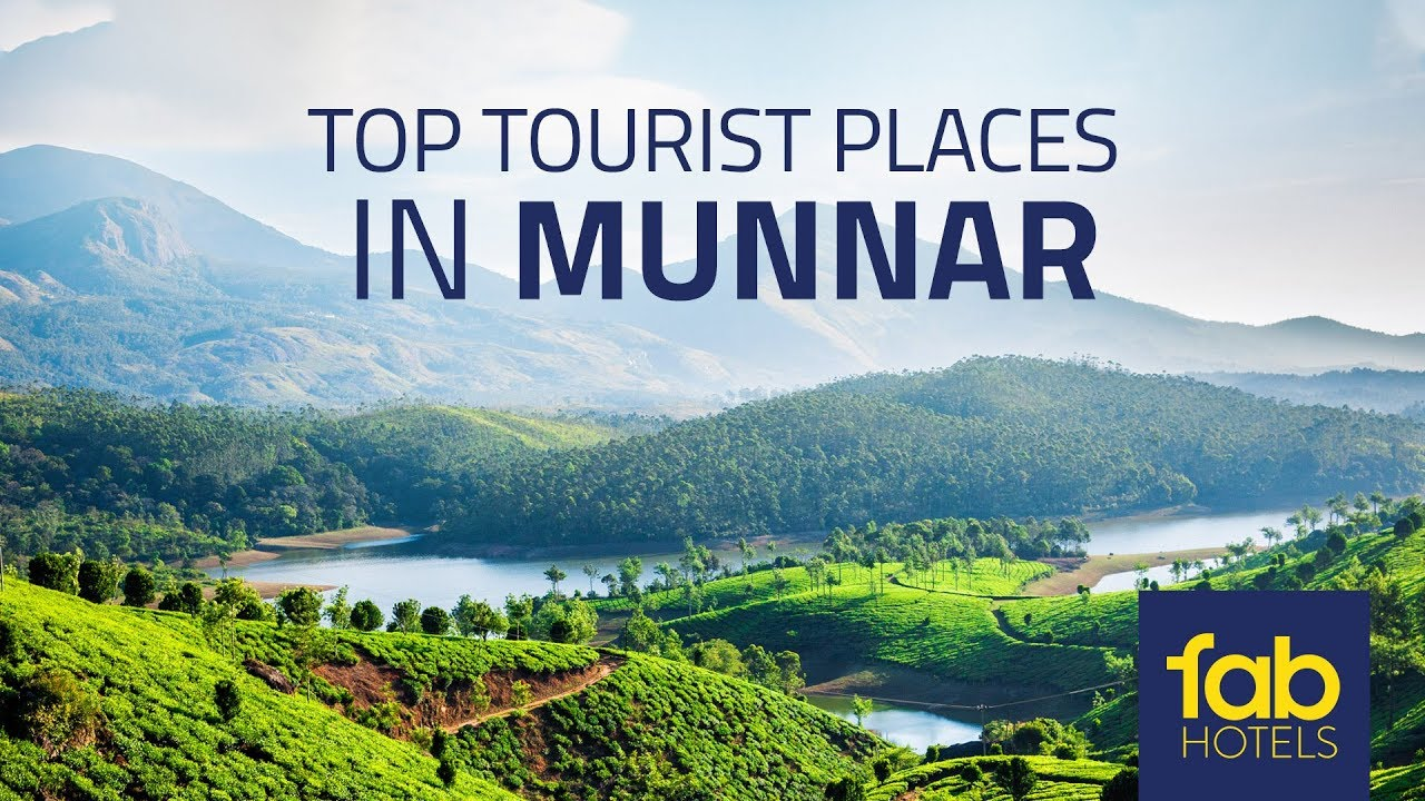 Kerala Tourist Places With Names