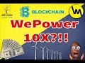 WePower 10x? And Our Free Crypto Giveaway