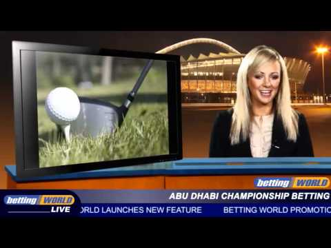 Abu Dhabi Championship betting