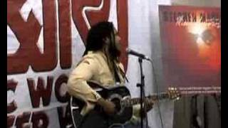 "Stephen Marley ""Hey, Baby!"" Live @ J&R"