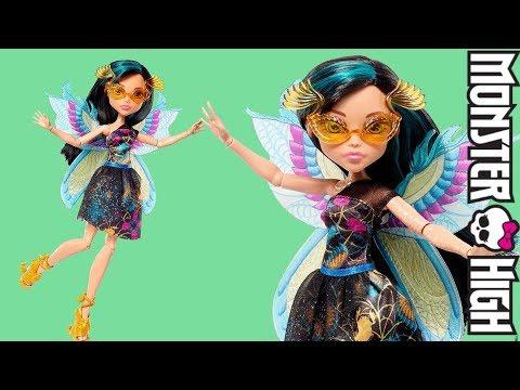 Garden Ghouls Wings Cleo De Nile Unboxing Review