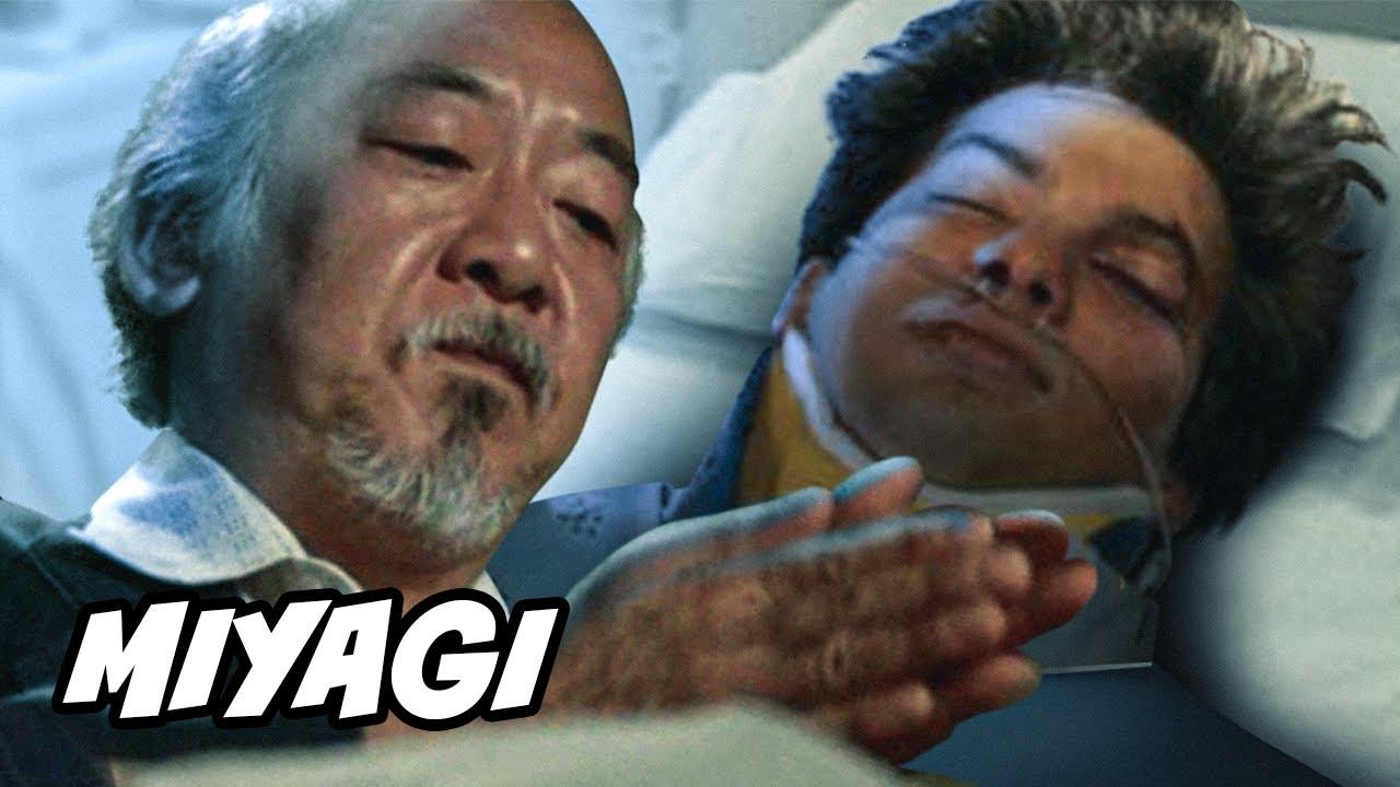 Cobra Kai Season 3 Miyagi's Secret Healing Will Save Miguel - Cobra Kai Theory