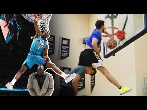 Mike Jones - This Guy Recreates All Of The NBA Dunk Contest Dunks