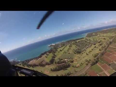 Landing at Turtle Bay Resort