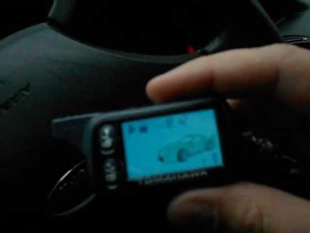 Сигнализация с автозапуском tomahawk 434mhz frequency инструкция