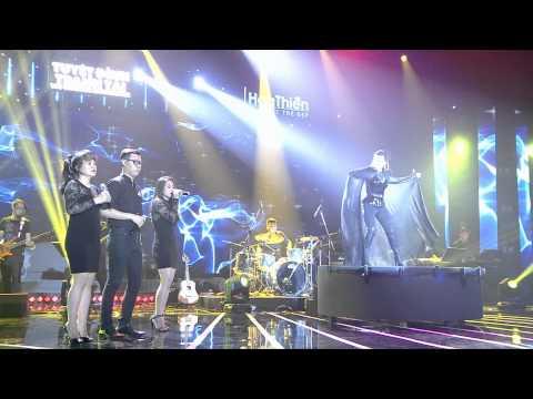 TUYỆT ĐỈNH TRANH TÀI 2015 - NGẪU HỨNG SÔNG HỒNG - HẢI YẾN (02/5)[LIVE 3]