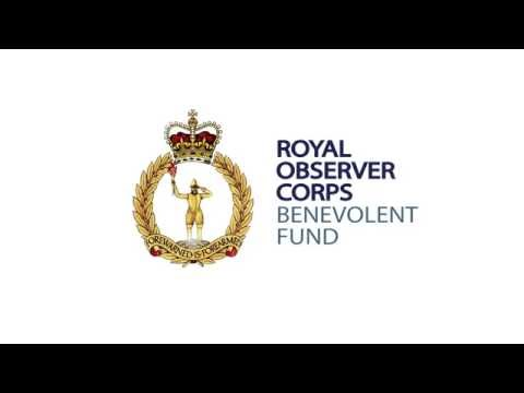 How You Can Help the Royal Observer Corps Benevolent Fund