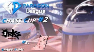 Paragon League Chase Cup #2: Grand Final - cast by fB
