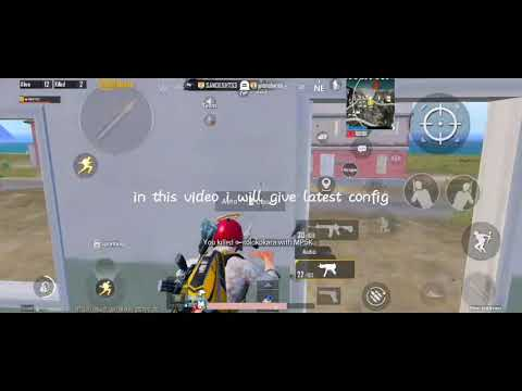High Damage + constant FPS pubg mobile for every Android phone latest Config file