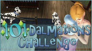 Sims 3 || 101 Dalmatians Challenge: A Different Kind of Puppy - Episode #12