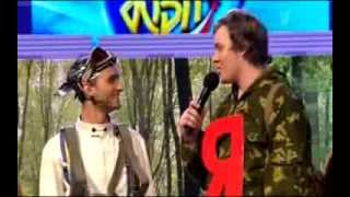 КВН 2013 СТЭМ с мастерами - Игорь Ласточкин
