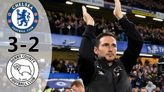 Download Video Chelsea vs Derby County 3-2 - All Goals & Extended Highlights - 2018 MP3 3GP MP4