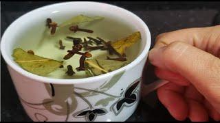 Benefícios do Chá de Louro com Cravo da Índia