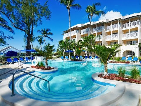 Hotel Review And Video From BARBADOS Turtle Beach By Elegant Hotels Christ Church