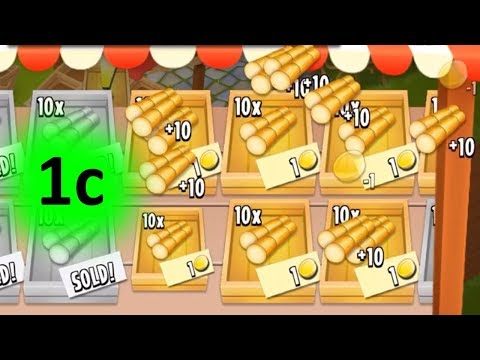 Hay Day Gameplay with Commentary! Cheap crops! Big profits!