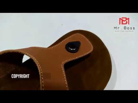 Sandal Japit Birkenstock 01 Tan