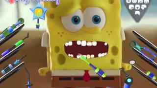 SpongeBob Squarepants at the Dentist (Лечить зубы Губки Боба) - прохождение игры
