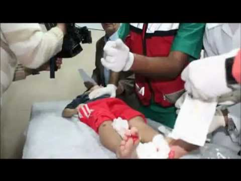 Gaza Palestine - Save the children in Gaza from israel war crimes !