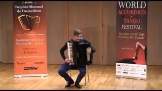 """N. Paganini/F. Liszt (transcr. V. Semyonov) - """"La Campanella"""" - Augustinas Rakauskas"""