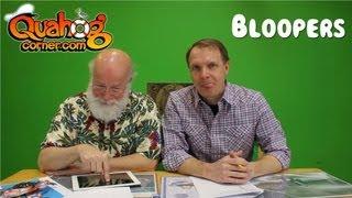 Quahog Corner: Kickstarter Bloopers