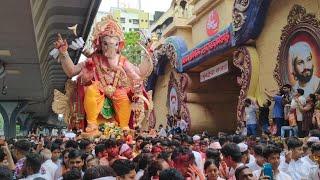 Ganeshgalli Visarjan Mirawnuk 2019 | Mumbai cha Raja