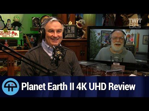 Planet Earth II on 4K UHD Blu-ray