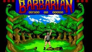 Barbarian Atari ST