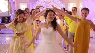 Неожиданный сюрприз для жениха от невесты - получилось очень круто!