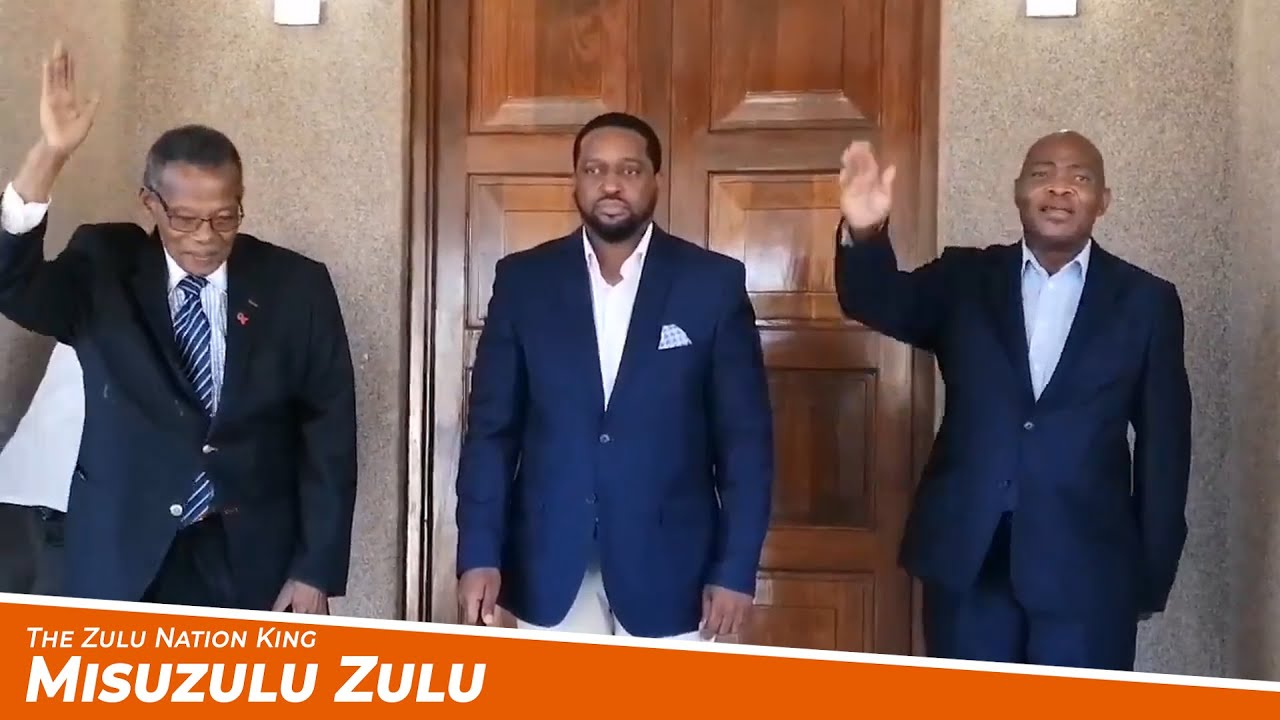 Meet the New King of The Zulu Nation