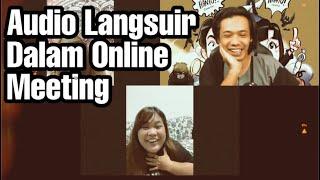 Audio Langsuir Menjerit Dalam Online Meeting (Not ClickBait) & 4 Cerita Hantu Malaysia Indonesia