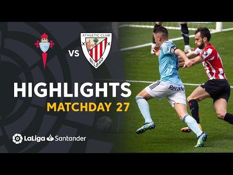Celta Vigo Ath. Bilbao Goals And Highlights