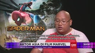 Video Jacon Batalon, Aktor Asia di Film Marvel Spiderman download MP3, 3GP, MP4, WEBM, AVI, FLV September 2017