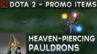 Heaven Piercing Pauldrons | DOTA 2