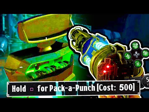 HOW TO MAKE PACK A PUNCH CHEAPER ON CLASSIFIED (Easter Egg Tutorial Black Ops 4 Zombies)