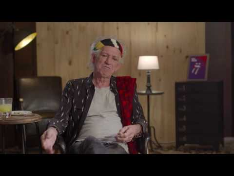 Rolling Stones, Keith Richards on Blue and Lonesome with Becko from Triple M, Sydney