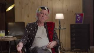 """Rolling Stones, Keith Richards on """"Blue and Lonesome"""" with Becko from Triple M, Sydney"""