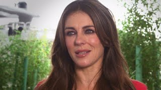 Watch all of the mipcom news feed videos here: http://bit.ly/mipcom14newsfeedwe interviewed elizabeth hurley ahead launch royals, her new tv sh...