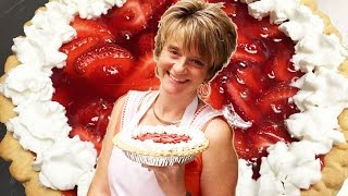 How To Make A Strawberry Pie Tutorial