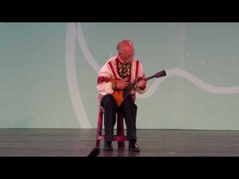 (Happy Childhood)Russia folkmusic with balalaika