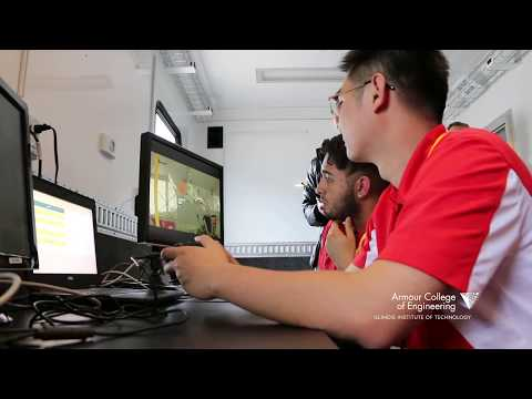Illinois Institute of Technology Scarlet Space Hawks NASA Robotic Mining Competition Team