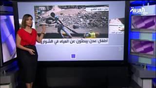 #أنا_أرى :  قبائل مأرب تطارد الحوثيين من اقليم سبأ
